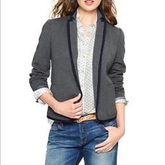 GAP Jackets & Blazers - Grey gap academy blazer